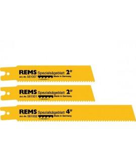 "REMS 5 hoja de sierra especial 2""."