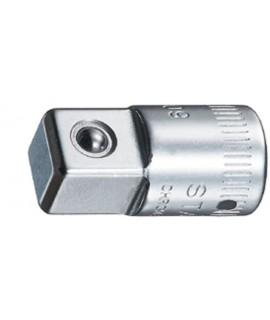 STAHLWILLE Acoplamiento conexion H1/4 X M1/2 De 1/4 int. A 1/2 ext.