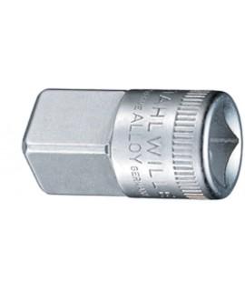 STAHLWILLE Acoplamiento-conexion H3/8 X M1/2