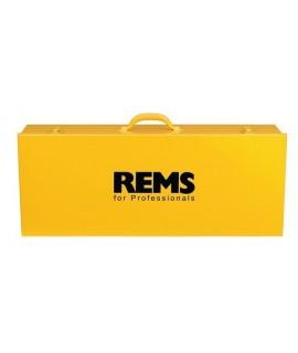 REMS Caja metálica para REMS Akku-Curvo