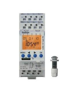 THEBEN Interruptores crepusculares carril DIN LUNA 121 top2 RC Emp 24V 151