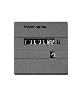 THEBEN Cuenta horas BZ 143 1 157 Sin retorno a cero 2 mod. mod. DIN trascuadro