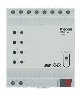 THEBEN Actuadores para valvula HMG 4 KNX 487