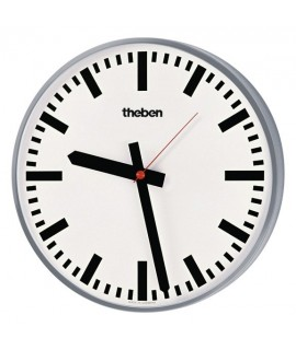 THEBEN Relojes de pared de una cara OSIRIA 241 BR-KNX 487