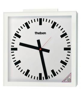 THEBEN Reloj de pared antivandalico OSIRIA 251 BQ-KNX 487