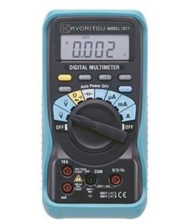 Kyoritsu Multimetro Digital 1011