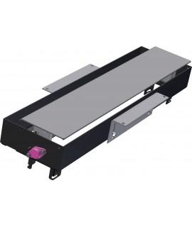 BACHMANN TOP FRAME Caja de montaje grande, sin marco exterior, RAL9006