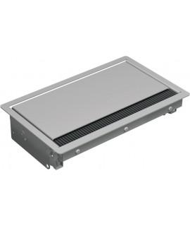 BACHMANN CONI Caja de montaje pequeña, gris plateado
