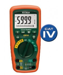 Extech Multimetro Digital EX510