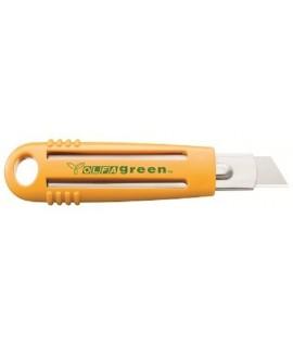 OLFA SK-4/Green Cutter seguridad