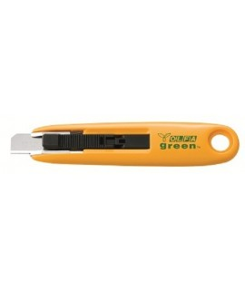 OLFA SK-7 Green Cutter seguridad