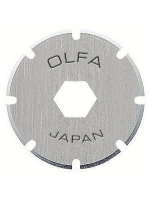 OLFA Cuchilla circular perforada
