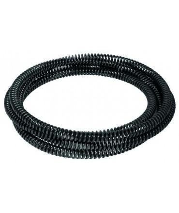 REMS Espiral desatascadora de tubo para tubo Ø 10 - 50 (75) mm, 8 x 7,5 m