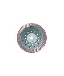 SANKYO Herramientas especiales para granito y materiales duros diametro 180 eje 22 mm
