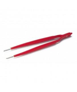 Cimco Pinzas aislada recta punta redonda 145 mm