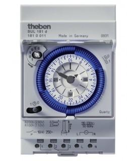 Theben Interruptor horario analógico SUL 181 d