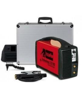TELWIN TECHNOLOGY 210 HD 230V ACX MALETA ALU