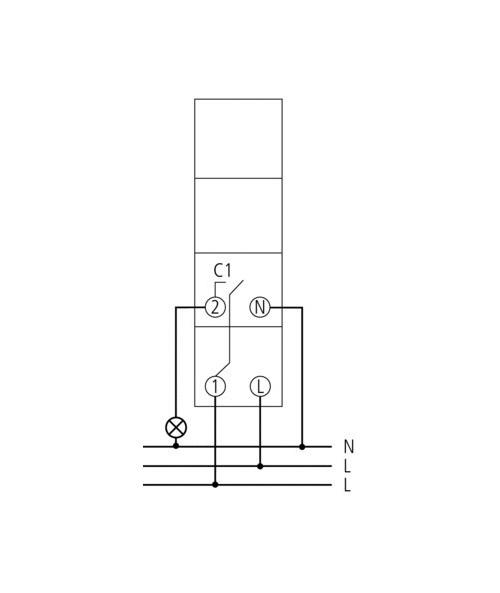 comprar theben interruptor horario anal gico syn 160 a. Black Bedroom Furniture Sets. Home Design Ideas