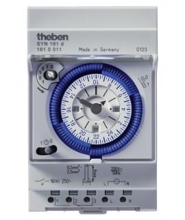 Theben Interruptor horario analógico SYN 161 d