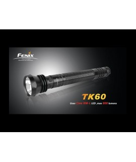 Linternas Fénix TK60 800 Lúmenes Led Cree XM-L, 6 modos