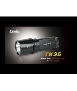 Linternas Fénix TK35 860 Lumens Led Cree XM-L (U2), 6 modos