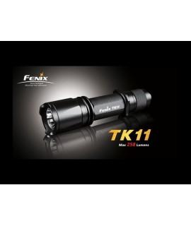 Linternas Fénix TK11 258 lumens Led Cree XP-G R5, 2 modos. Puede montar pulsador remoto