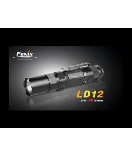 Linternas Fénix LD12 120 lumens. Cree XP-G S2 LED, 6 modos