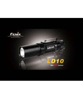 Linternas Fénix LD10 100 lumens, 6 modos