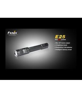 Linternas Fénix E25 187 lúmenes Led XP-E Led, 3 modos
