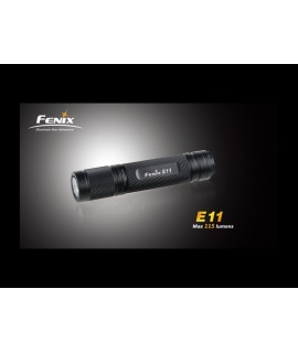 Linternas Fénix E11 105 lumens Led Cree XP-E, 2 modos
