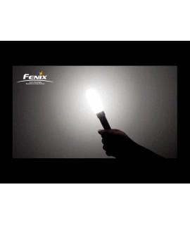 Linternas Fénix Difusor blanco para PD30, LD20, LD10, LD12, LD22.