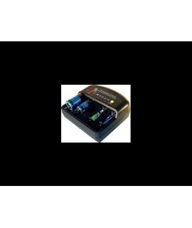 Linternas Fénix Cargador multiusos de 4 unidades para AA & AAA y D recargable