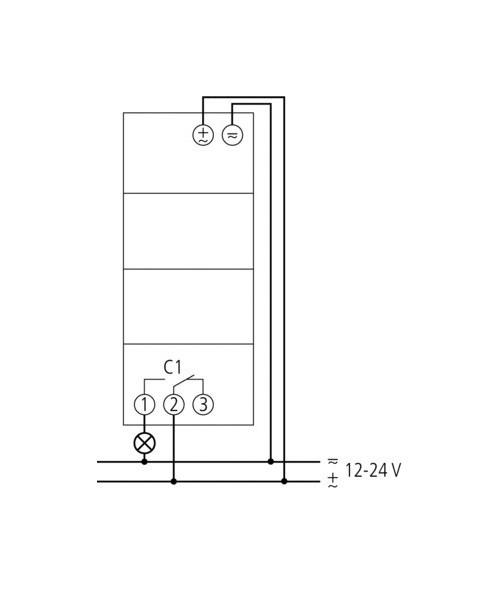 comprar theben interruptores horarios digitales 2 m dulos carril din tr 610 top2 24 v precio 134. Black Bedroom Furniture Sets. Home Design Ideas