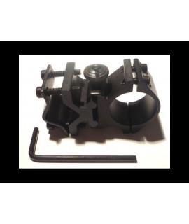 Linternas Fénix Soporte universal metálico con llave allen