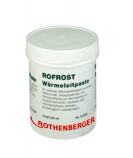 Rothenberger Pasta congelador ROFROST