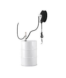 SAMOA Conjunto mural para distribución de aceite desde bidones de 205 l y/o contenedores de 1.000 l