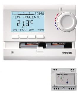 THEBEN Cronotermostatos digitales para calefaccion RAM 855 top 2 OT