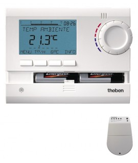 THEBEN Cronotermostatos digitales para calefaccion RAM 833 top 2 HF set 1