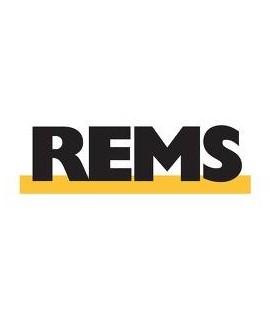 REMS 5 hojas de sierra 210-1,8/2,5 punta redonda, no se engancha