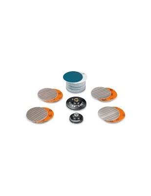 Fein Set acero inoxidable preparación pulido superficies/tubos/perfiles