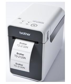 Brother impresora de etiquetas TD-2120N
