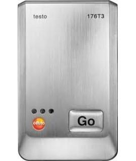 Testo Registrador de temperatura de 4 canales testo 176 T3