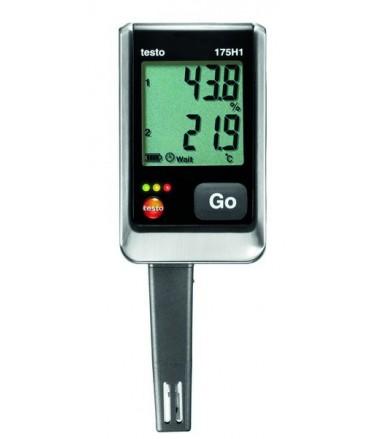 Testo Registrador de humedad y temperatura de dos canales testo 175 H1