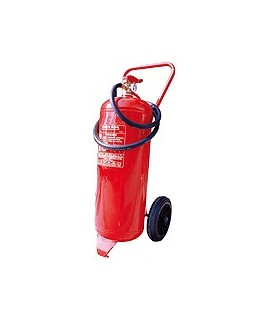 DirectExtintor Extintor 25 kg polvo ABC CARRO