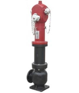 """DirectExtintor Hidrante columna seca 80 mm de 3"""" toma recta"""