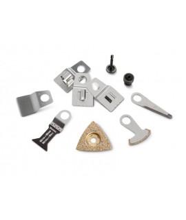 Fein Set de accesorios para la instalación de calefacción/sanitarios