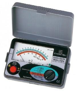 Kyoritsu Medidor tierra analógico 4102A