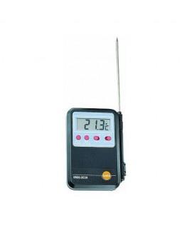 Mini Termómetro con alarma Testo