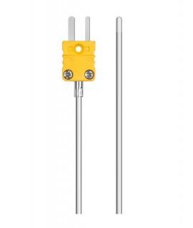 Punta de medicion de inmersión flexible TP/ tipo K