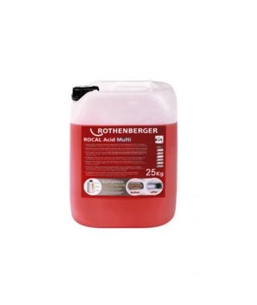 Desincrustante químico 25 kg Acid Plus